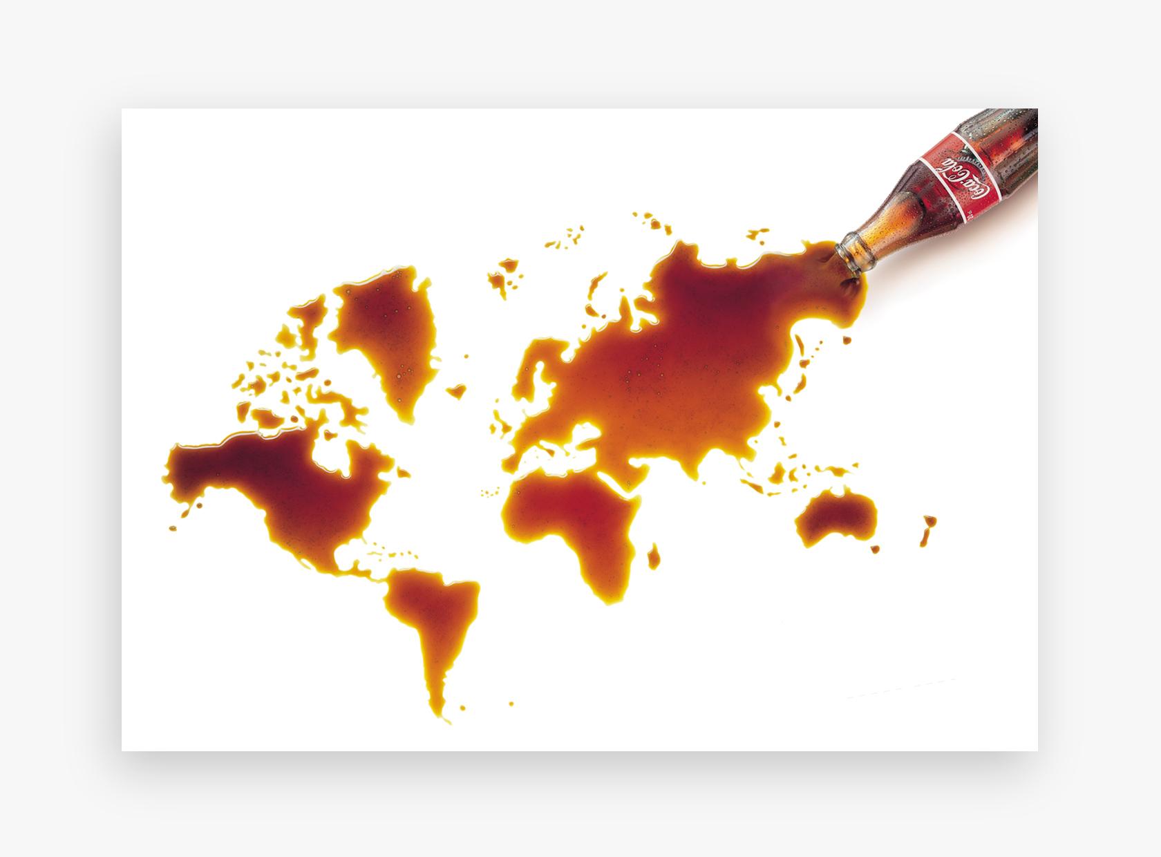 Coca Cola - All over the world