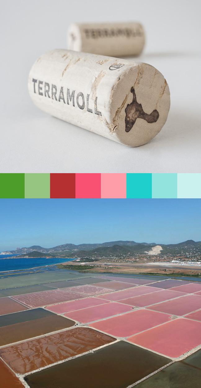 Terramoll - Rosa de Mar
