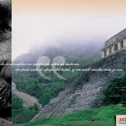 Un país. Mil Mundos. México. Pirámides