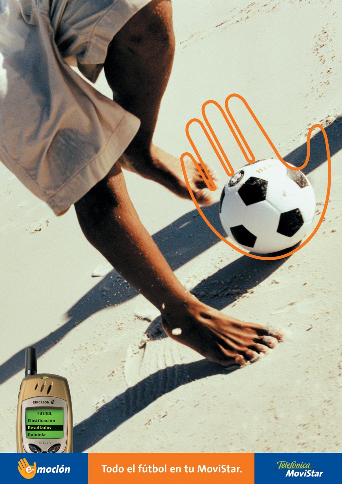 Movistar e-mocion - Deportes