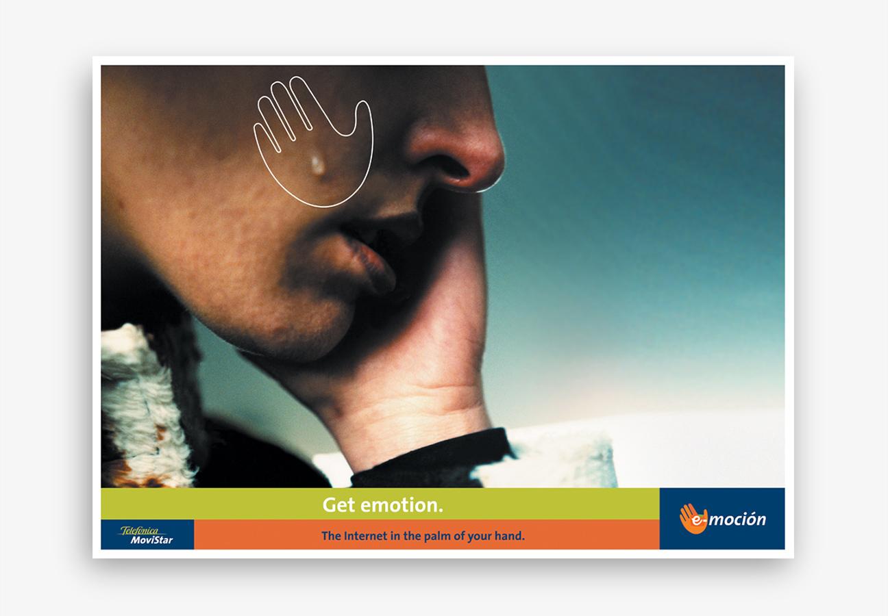 Telefónica Movistar - Get emotion