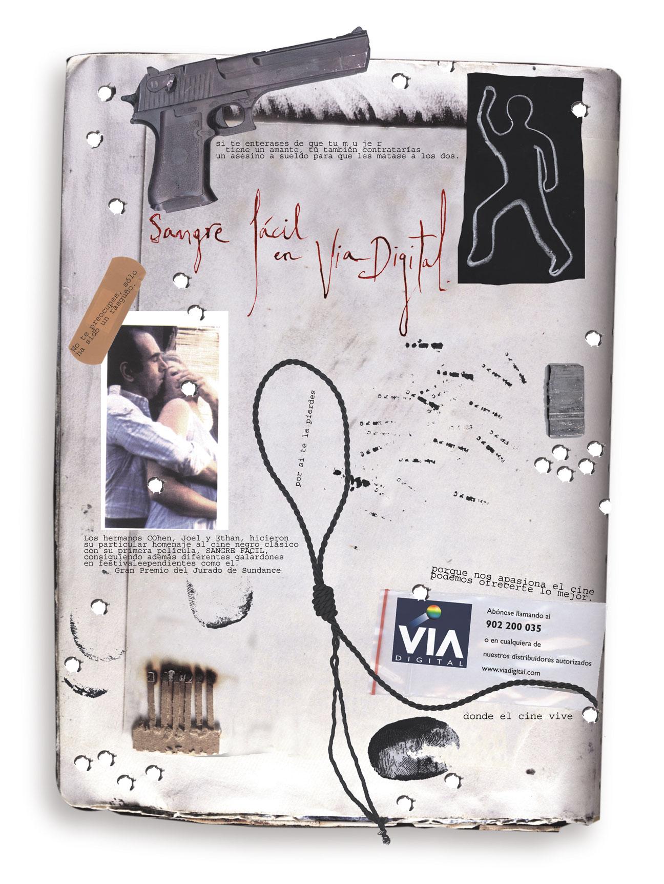 Vía Digital - Cine Negro