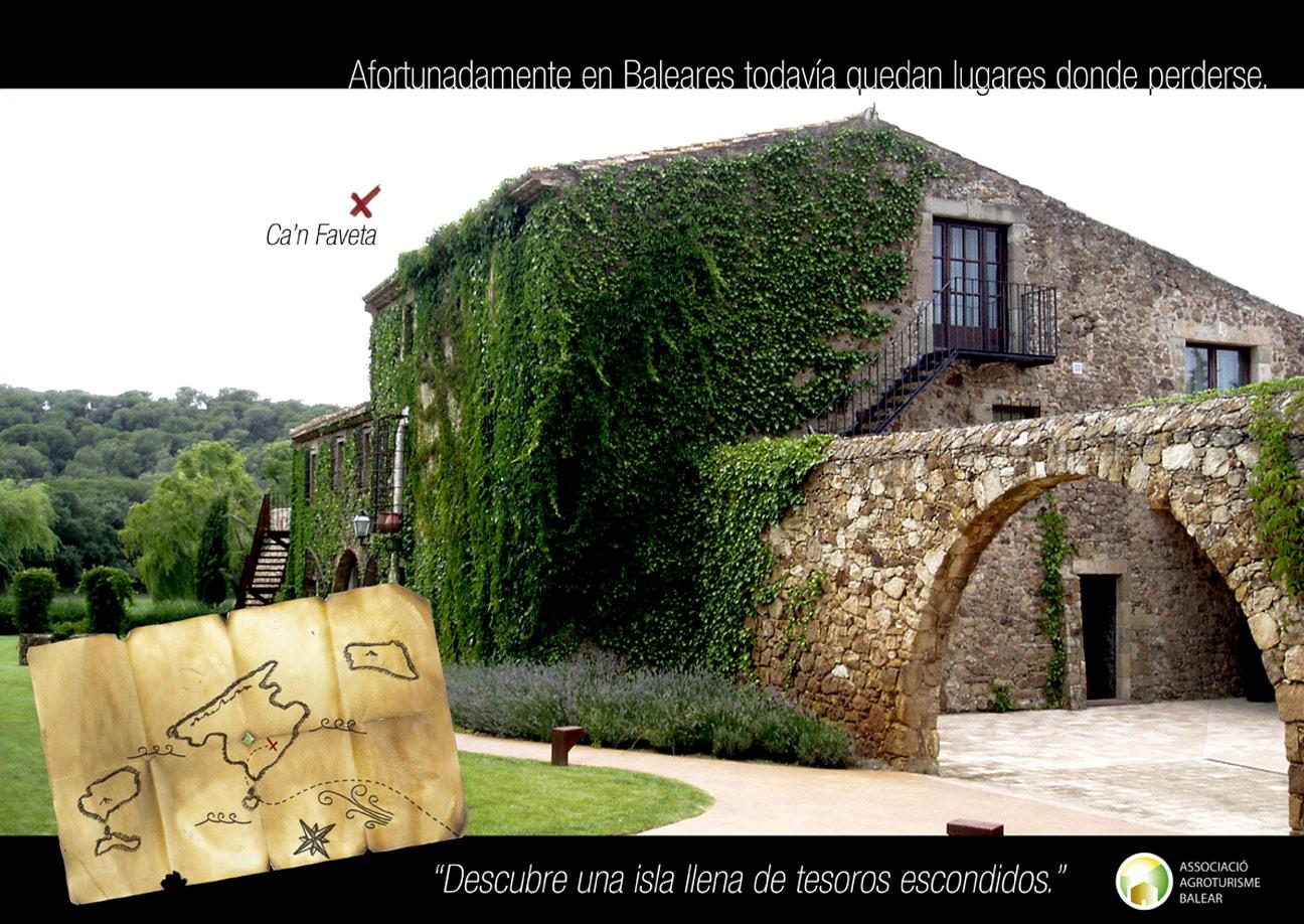 Agroturismo Islas Baleares - Can Faveta