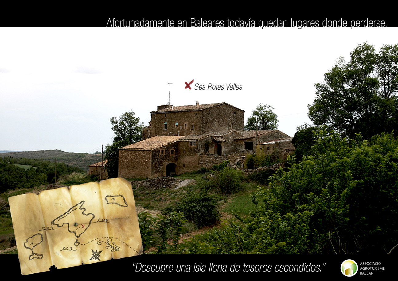 Agroturismo Islas Baleares - Ses Rotes Velles
