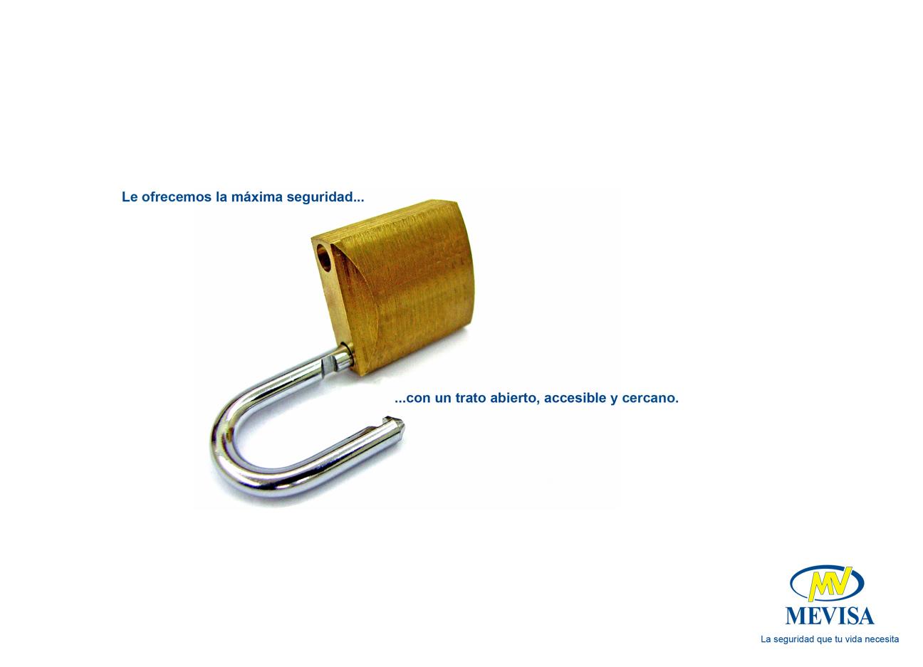 Mevisa - Seguridad