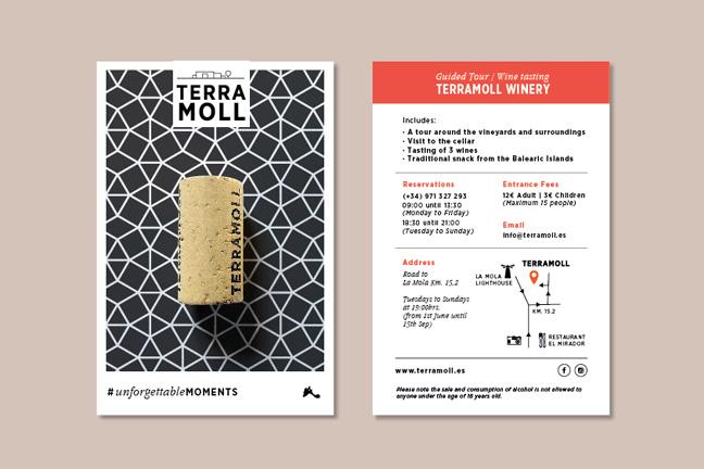 Terramoll - Visita guiada